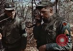 Image of 7th Infantry Division soldiers Korea, 1968, second 36 stock footage video 65675043560