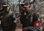 Image of 7th Infantry Division soldiers Korea, 1968, second 37 stock footage video 65675043560
