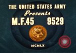 Image of Milestone in Missilery United States USA, 1960, second 3 stock footage video 65675043564