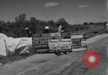Image of highway construction Vietnam, 1957, second 2 stock footage video 65675043578