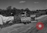 Image of highway construction Vietnam, 1957, second 4 stock footage video 65675043578