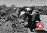 Image of highway construction Vietnam, 1957, second 14 stock footage video 65675043578