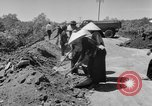 Image of highway construction Vietnam, 1957, second 17 stock footage video 65675043578