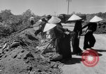 Image of highway construction Vietnam, 1957, second 19 stock footage video 65675043578
