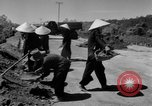 Image of highway construction Vietnam, 1957, second 24 stock footage video 65675043578