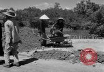 Image of highway construction Vietnam, 1957, second 32 stock footage video 65675043578