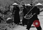 Image of highway construction Vietnam, 1957, second 48 stock footage video 65675043578