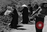 Image of highway construction Vietnam, 1957, second 52 stock footage video 65675043578