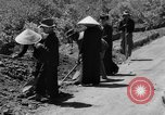 Image of highway construction Vietnam, 1957, second 54 stock footage video 65675043578