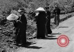Image of highway construction Vietnam, 1957, second 55 stock footage video 65675043578