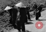 Image of highway construction Vietnam, 1957, second 59 stock footage video 65675043578