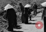 Image of highway construction Vietnam, 1957, second 60 stock footage video 65675043578