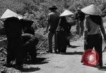 Image of highway construction Vietnam, 1957, second 61 stock footage video 65675043578