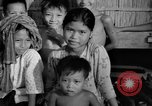 Image of Cambodian children Cambodia, 1957, second 13 stock footage video 65675043580
