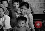 Image of Cambodian children Cambodia, 1957, second 14 stock footage video 65675043580