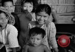 Image of Cambodian children Cambodia, 1957, second 16 stock footage video 65675043580