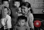 Image of Cambodian children Cambodia, 1957, second 17 stock footage video 65675043580