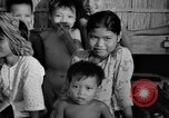 Image of Cambodian children Cambodia, 1957, second 19 stock footage video 65675043580