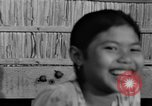 Image of Cambodian children Cambodia, 1957, second 22 stock footage video 65675043580