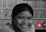 Image of Cambodian children Cambodia, 1957, second 23 stock footage video 65675043580