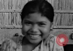 Image of Cambodian children Cambodia, 1957, second 31 stock footage video 65675043580