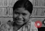 Image of Cambodian children Cambodia, 1957, second 33 stock footage video 65675043580