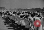 Image of Axis leaders coerce support in World War 2 Japan, 1942, second 20 stock footage video 65675043613