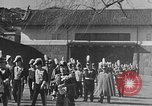 Image of Axis leaders coerce support in World War 2 Japan, 1942, second 22 stock footage video 65675043613