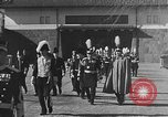 Image of Axis leaders coerce support in World War 2 Japan, 1942, second 27 stock footage video 65675043613