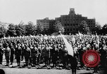 Image of Axis leaders coerce support in World War 2 Japan, 1942, second 33 stock footage video 65675043613