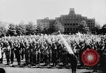 Image of Axis leaders coerce support in World War 2 Japan, 1942, second 34 stock footage video 65675043613