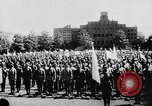 Image of Axis leaders coerce support in World War 2 Japan, 1942, second 36 stock footage video 65675043613