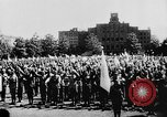 Image of Axis leaders coerce support in World War 2 Japan, 1942, second 37 stock footage video 65675043613