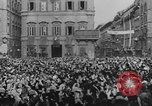 Image of Axis leaders coerce support in World War 2 Japan, 1942, second 53 stock footage video 65675043613