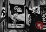 Image of fascist children in uniform Germany, 1942, second 2 stock footage video 65675043614