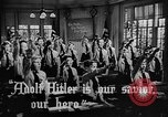 Image of fascist children in uniform Germany, 1942, second 10 stock footage video 65675043614