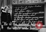 Image of fascist children in uniform Germany, 1942, second 14 stock footage video 65675043614