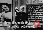 Image of fascist children in uniform Germany, 1942, second 17 stock footage video 65675043614