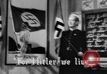 Image of fascist children in uniform Germany, 1942, second 18 stock footage video 65675043614