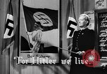 Image of fascist children in uniform Germany, 1942, second 20 stock footage video 65675043614