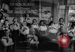 Image of fascist children in uniform Germany, 1942, second 28 stock footage video 65675043614