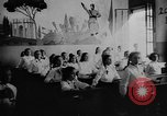 Image of fascist children in uniform Germany, 1942, second 35 stock footage video 65675043614