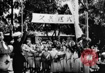 Image of fascist children in uniform Germany, 1942, second 45 stock footage video 65675043614