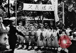 Image of fascist children in uniform Germany, 1942, second 47 stock footage video 65675043614