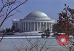 Image of Monuments Washington DC USA, 1966, second 36 stock footage video 65675043630