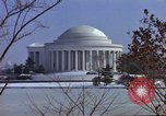 Image of Monuments Washington DC USA, 1966, second 38 stock footage video 65675043630