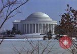 Image of Monuments Washington DC USA, 1966, second 43 stock footage video 65675043630
