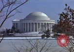 Image of Monuments Washington DC USA, 1966, second 44 stock footage video 65675043630