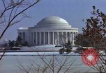 Image of Monuments Washington DC USA, 1966, second 45 stock footage video 65675043630