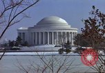 Image of Monuments Washington DC USA, 1966, second 46 stock footage video 65675043630